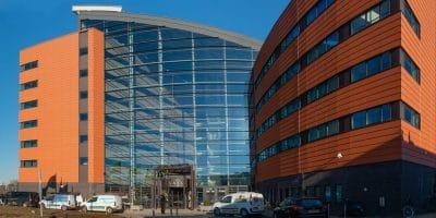Glasbewassingbedrijf Rotterdam